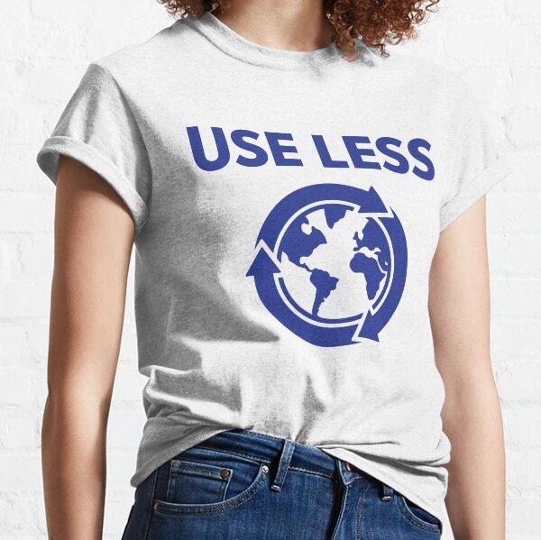 Tobias Funke Use Less T-Shirt (Useless) - Arrested Development Classic T-Shirt