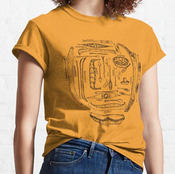 Indigenous Canoes Classic T-Shirt