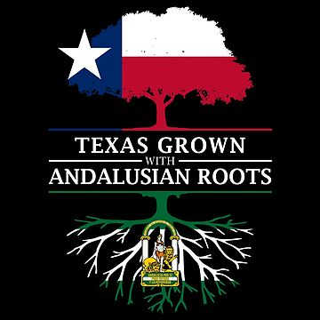 Texan Grown with Andalusian Roots by ockshirts