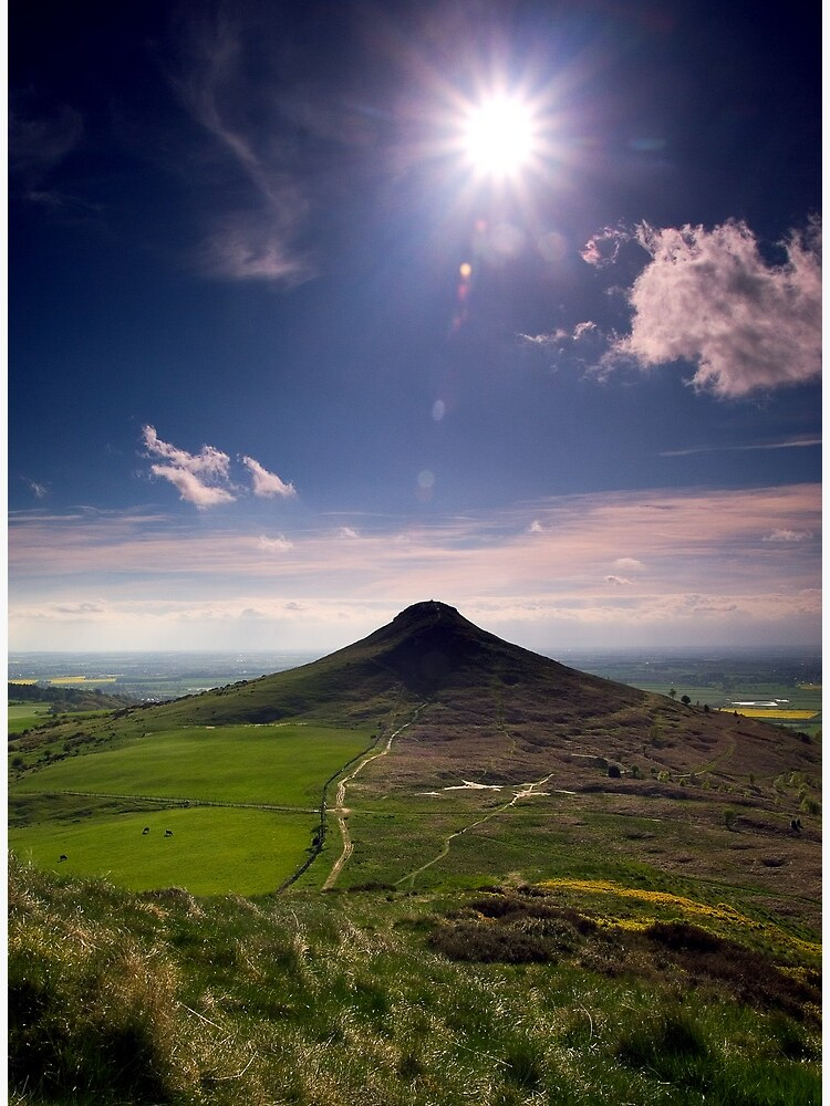 Roseberry Topping by tontoshorse