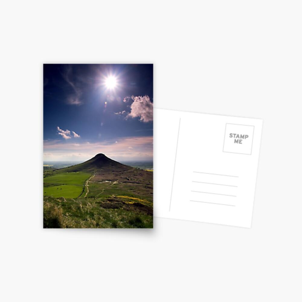 Roseberry Topping Postcard