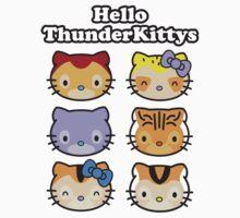 Hello ThunderKittys