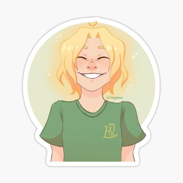 Shiny Boy Sticker