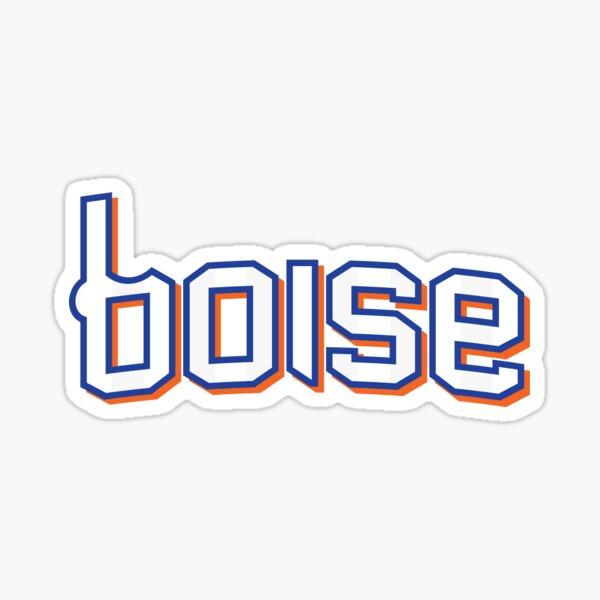 117. Boise, ID Sticker