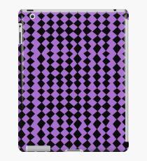 Royal Jester pattern iPad Case/Skin