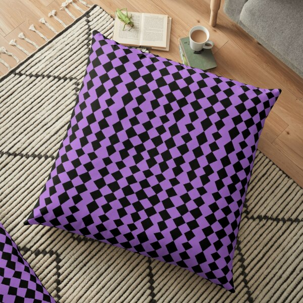 Royal Jester pattern Floor Pillow