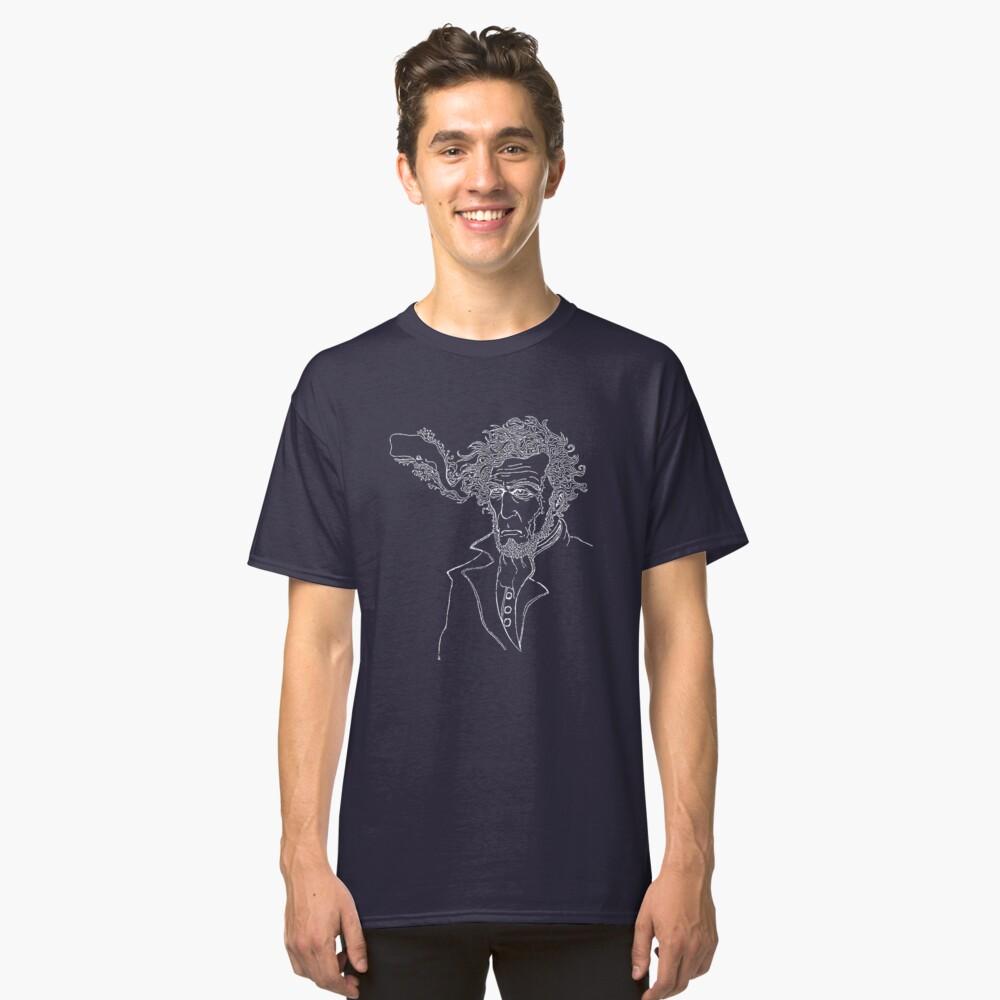 Captain Ahab  Classic T-Shirt
