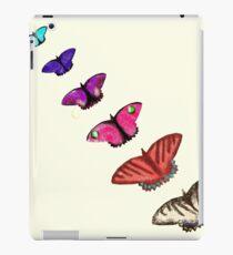Butterfly stencils  iPad Case/Skin