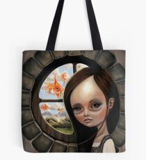 If Wishes Were Fishes Tote Bag