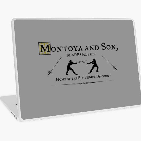 Montoya et son fils, les forgerons Skin adhésive d'ordinateur