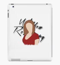 Willow Rosenberg iPad Case/Skin
