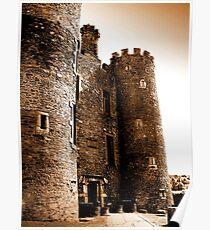 Enniscorthy Castle, Co. Wexford, Ireland Poster