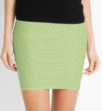 Japanese Knotweed and Wasp Club Founder Member Mini Skirt