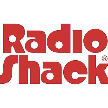 Radio Shack 90er Logo von fandemonium