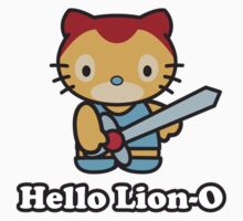 Hello Lion-O
