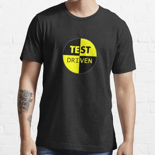 Crash Test Driven Essential T-Shirt