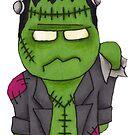 « Mini Frankenstein » par darkrevette