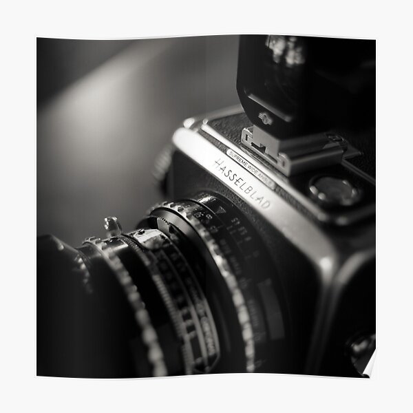 hasselblad supreme wide angle Poster