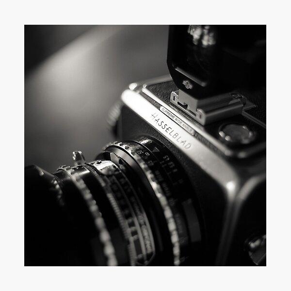 hasselblad supreme wide angle Photographic Print