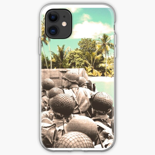 Approaching Paradise iPhone Soft Case