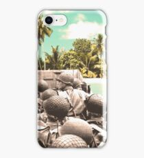 Approaching Paradise iPhone Case/Skin
