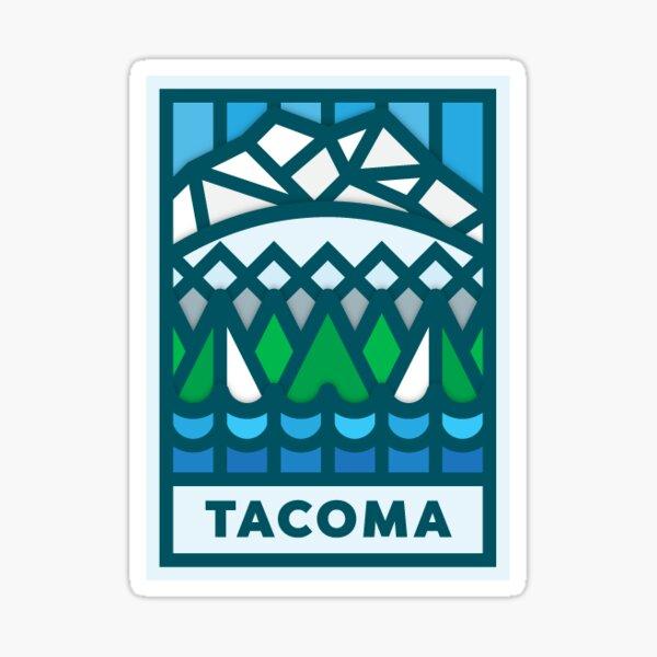 149. Tacoma, WA Sticker