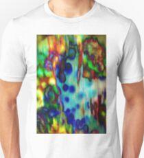 4504 Ocean abstract Unisex T-Shirt