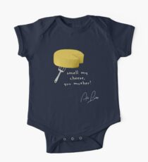 Smell my cheese you mother! Kids Clothes