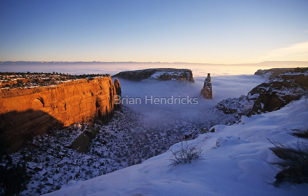 Quot Independence Rock Colorado National Monument Quot By Brian