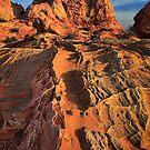 Sandstone Flakes by Inge Johnsson