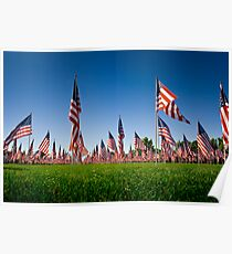 The Healing Field Poster