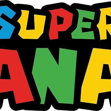 Super Ana by twgcrazy