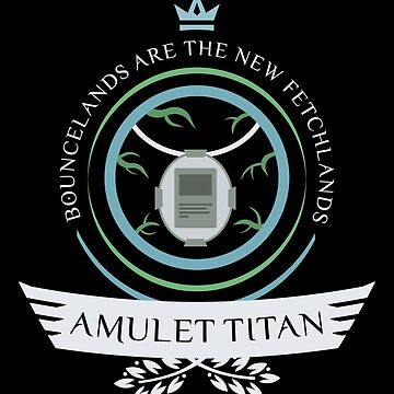 Amulet Titan Life by Jbui555