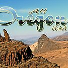 All of Oregon is not Forest & Ocean by Dave Sandersfeld