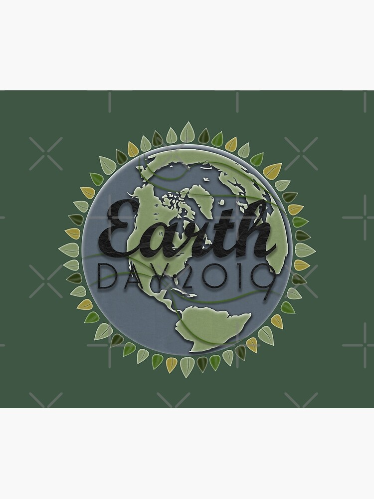 Earth Day 2019 - Textured paper by PrintablesP