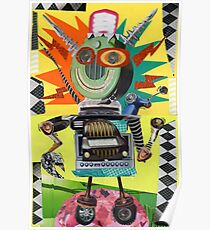 Radio Robot Poster