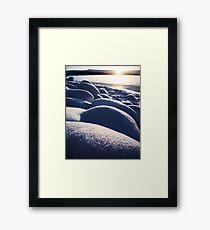 Sugar Lumps Framed Print