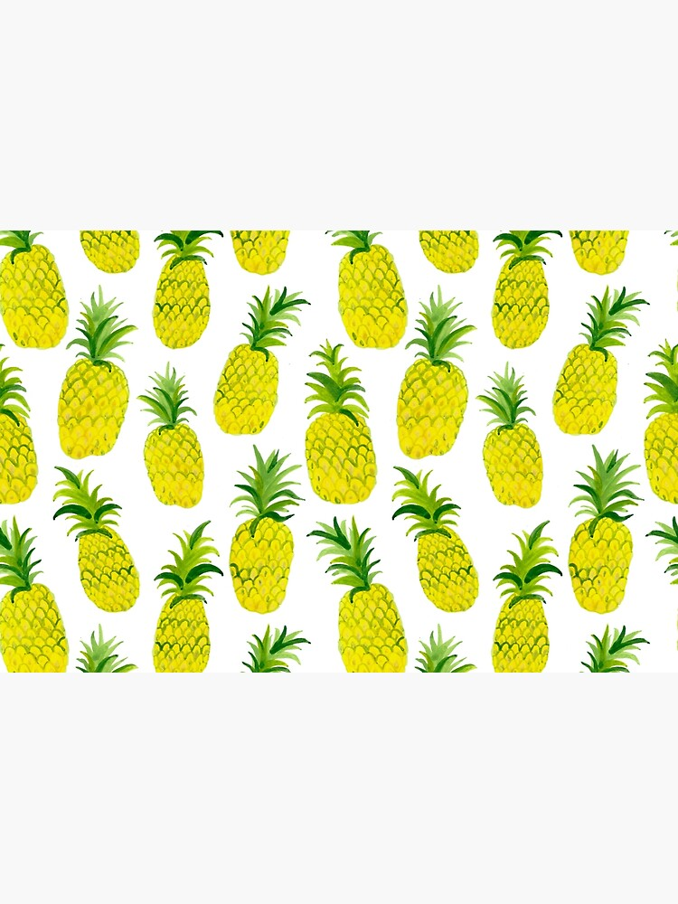 Pineapple Party! Lets get tropical by shoshannahscrib