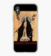Narco Cultura iPhone Case
