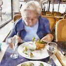 Croquettes aux crevettes by Gilberte
