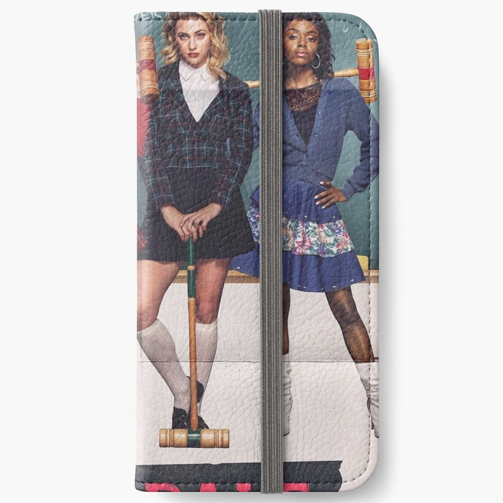 Riverdale - Heathers das Musical iPhone Flip-Case