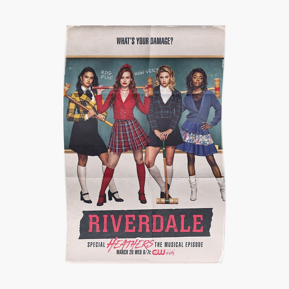 Riverdale - Heathers das Musical Poster