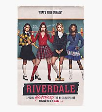 Riverdale - Heathers the Musical Photographic Print