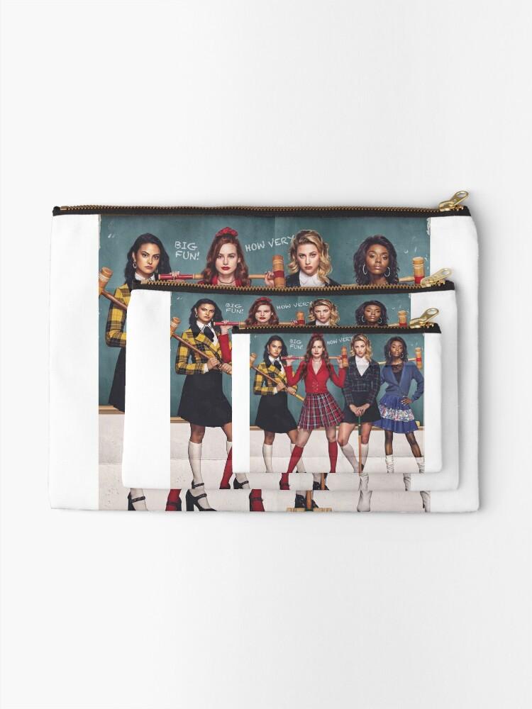 Alternative Ansicht von Riverdale - Heathers das Musical Täschchen