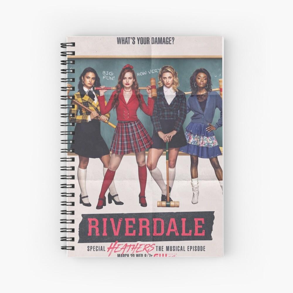 Riverdale - Heathers das Musical Spiralblock
