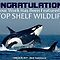 """FINAL FEATURE BANNER CHALLENGE FOR THE """"TOP SHELF WILDLIFE"""" GROUP"""