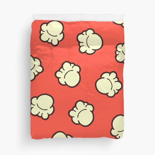 Popcorn Pattern Duvet Cover