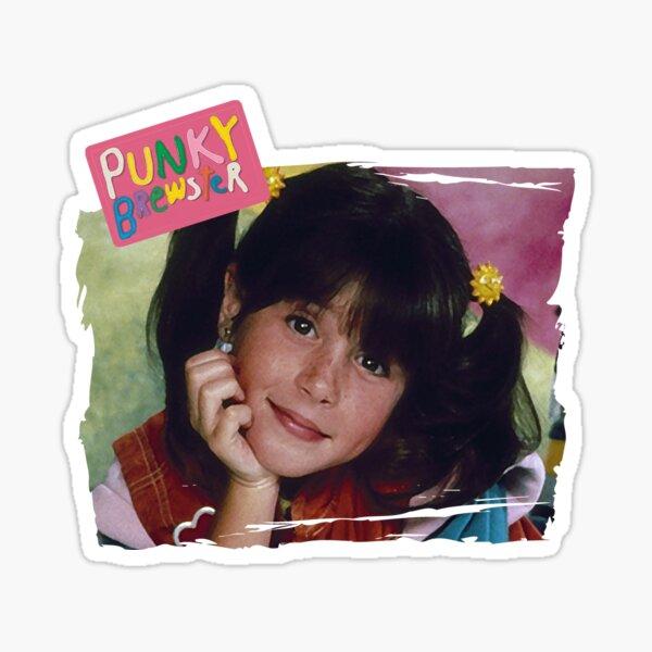 Punky Brewster Sticker Bundle