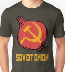 Soviet Onion Unisex T-Shirt
