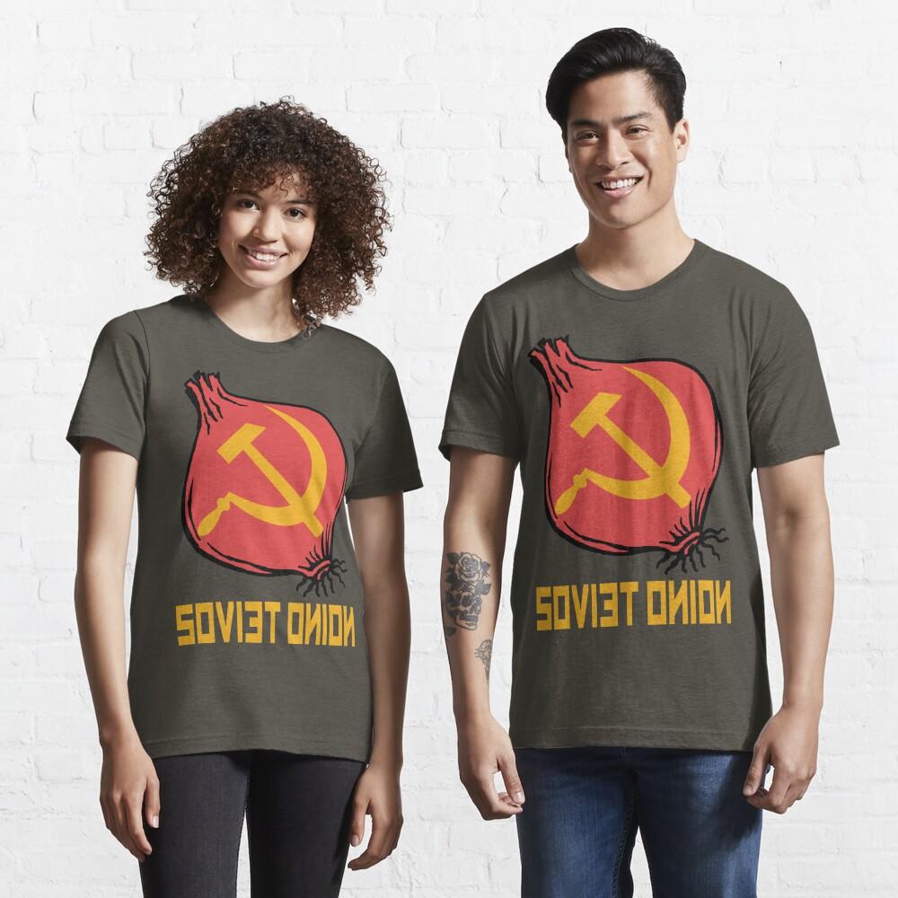 Soviet Onion Essential T-Shirt
